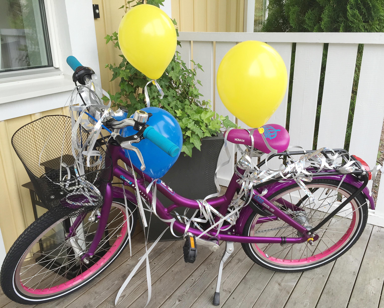 7 års present Att fira en underbar 7 åring! | Living with Fröken F 7 års present
